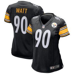 Women's Pittsburgh Steelers T.J. Watt Jersey